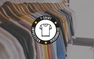 Logo Impression T-shirt personnalisé par LR Communication