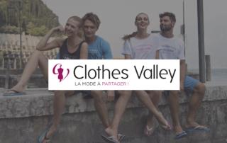 Logo Clothes Valley LR Communication
