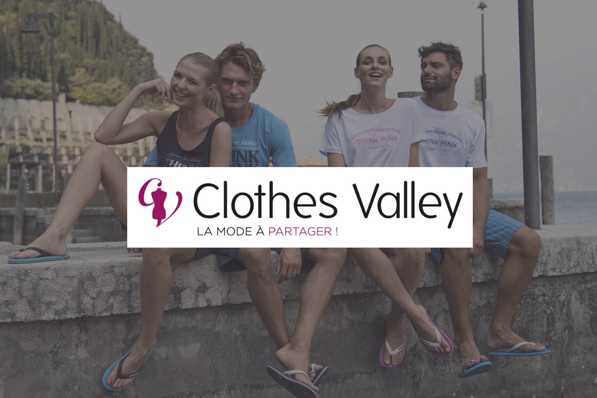 Logo Clothes Valley LR Communication
