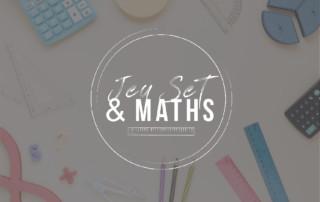 logo jeu set et maths